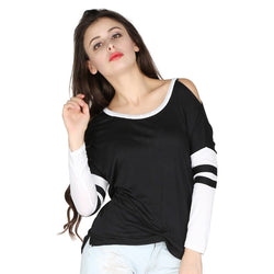 London Rag Womens Round Neck Full Sleeves Top-CL7238