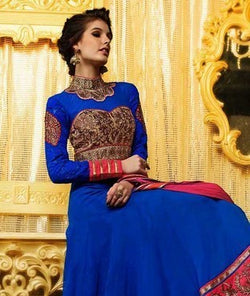 Georgette Suit with Lining