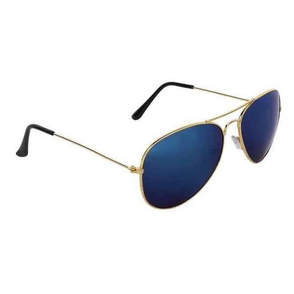 Benour Men's Blue Aviator Sunglasses $ BENAV042