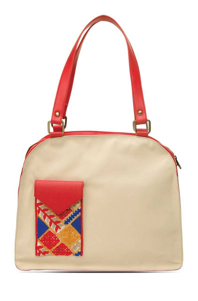 Pretty Patch Handbag - JPOMHBG9495