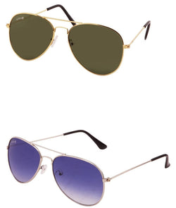 Benour pack of 2 Unisex Sunglasses $ BENCOM199