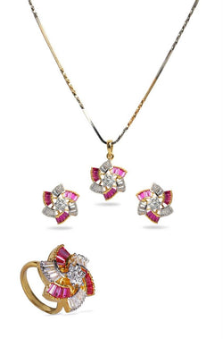 Crystal Star Set - JRIDTRS1370