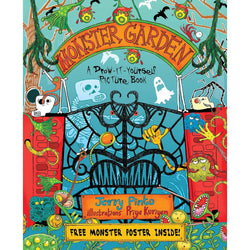 Monster Garden: A Draw-it-Yourself Picture Book