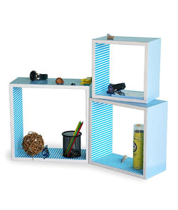 THE NEW LOOK Wall Shelves(3 Pcs)-100000528488