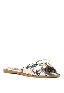 London Rag Women's  Beige Flat Sandals $ SH1569