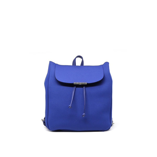 London Rag Womens Blue Backpack-BG5206_BLUE