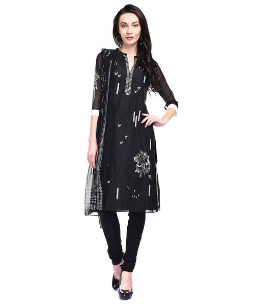 Kurta,Churidaar with Dupatta and Inner AW_100000789020