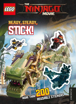 THE LEGO (R) NINJAGO MOVIE: Ready Steady Stick!