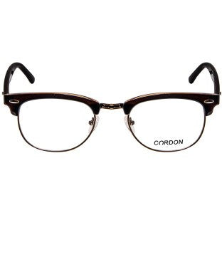 Cardon Brown Clubmaster Full Rim EyeFrame