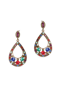 Crystalized Earrings  - JRJDEAR9045