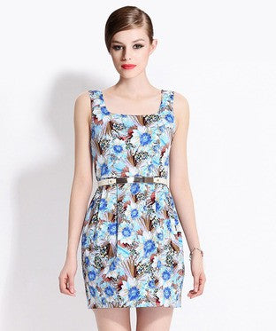 Elizabeth Tailleur Short Dress