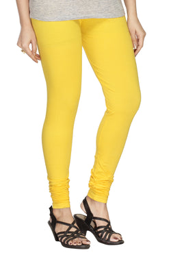 Minu   Premium Yellow  womens  Leggings $ PL_49
