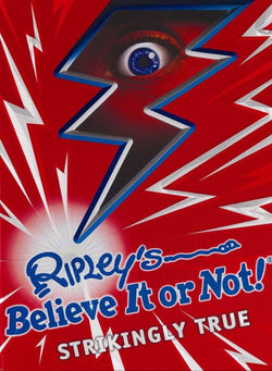 Ripley's Believe It Or Not! Strikingly True (ANNUAL)