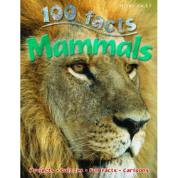 100 Facts - Mammals