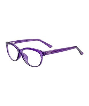 Cardon Purple Cat Eye Eye Frame