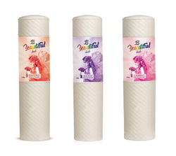 BEAUTIFUL TALC TEMPTING ANGELIC LAURING for Women - (Set of 3) (250gm each)