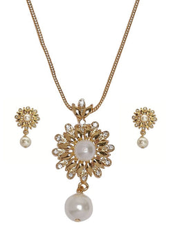 Pearl Party Pendant Set - JGAHPES2045