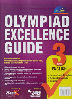 Olympiad Excellence Guide for English (Class-3)