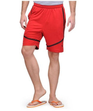 Dazzgear Red MKS-22 Shorts