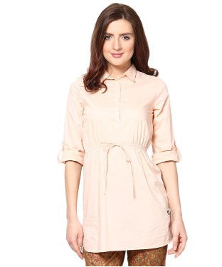 American Swan Candy Pink Tunic