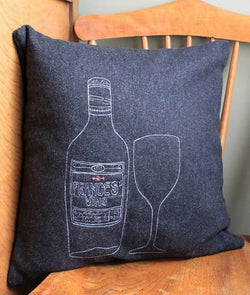 Wine Cushion Cover AW_100000415980