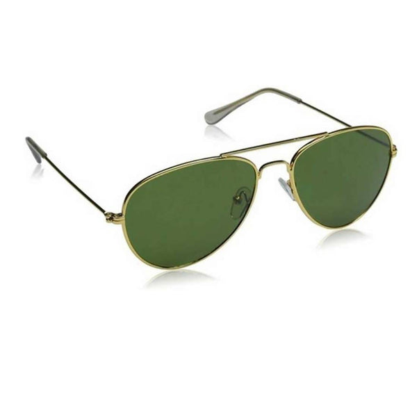 Benour Men's Green Aviator Sunglasses $ BENAV037