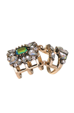 Wild Warrior Harness Ring - JGEPRIN9559S7