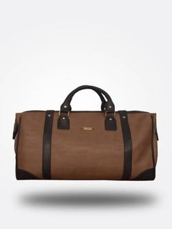 Strutt Unisex The Black Buckled Brown Duffel $ SMD531