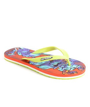 Sole Thread Flip Flops