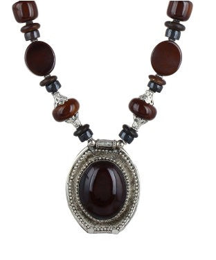 Aradhya Metal Necklace