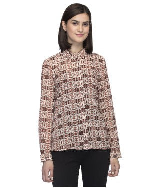 Oxolloxo Multicolor Printed Shirt