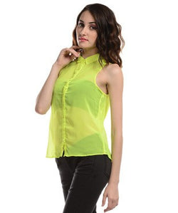 La Stupenda Sleeveless Shirt
