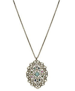 BAUBLE BURST Chain with Pendant