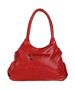 KACEY Red PU Handbag