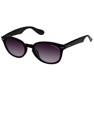 David Blake Purple Round UV Protection Sunglass