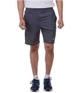 Dazzgear Grey Cotton Shorts