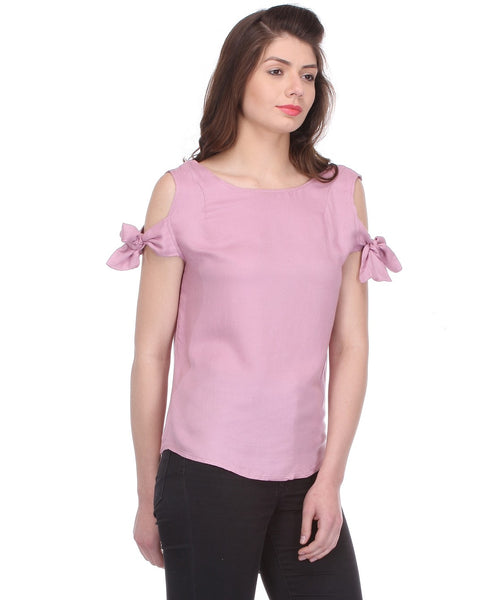 Glam a gal orchid s/l top