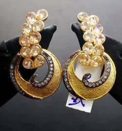 Gaurik Designer earring $ Earrings No. 04
