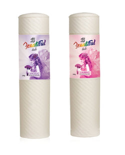 BEAUTIFUL TALC ANGELIC LAURING for Women - (Set of 2) (250gm each)