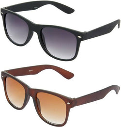Benour pack of 2 Unisex Sunglasses $ BENCOM075