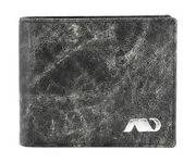 Annodyne Men's MULTICOLOR MATEO Genuine Leather Wallet $ R_A501WM_BLK_WX