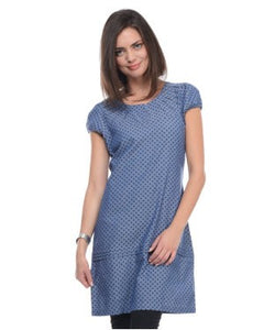 United Colors Of Benetton Cadet Blue Tunic