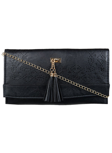 ADINE BLACK WOW CLUTCH-AD_9022_Black