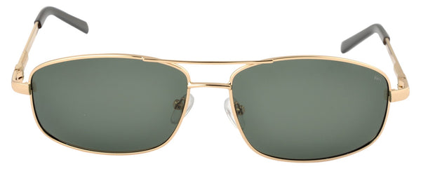 Lawman UV Protected Green Unisex Sunglasses-LawmanPg3 Sunglasses LM4512 C3 (Green)