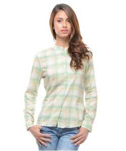 United Colors Of Benetton Multi Color F/S Shirt