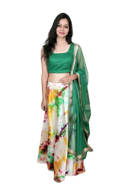 The Libas Closet Women Choli Lehengha/Lehenga Choli Dress $ Libas-050