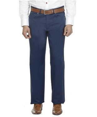 GALVANNI Flat Front Trouser