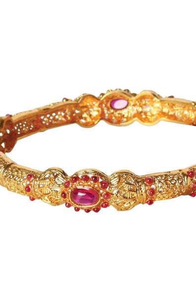 Regal Ruby Eye Bangle - JIMHWRI1447S2.4