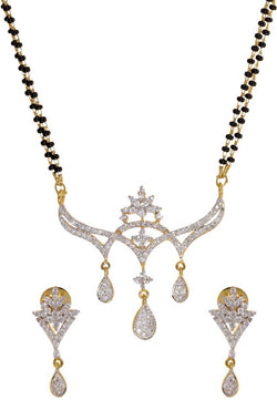 Bauble Burst Divine Droplets Mangalsutra Set