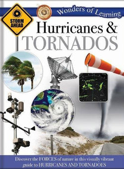 48Pp Omni Padded Cover - Hurricanes & Tornadoes